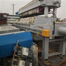 200山东临沂处理二手200平方隔膜压滤机