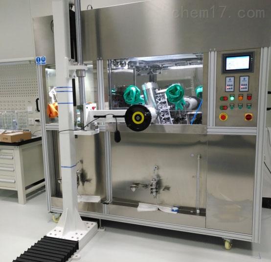 英菲洛自动清洁度检测设备