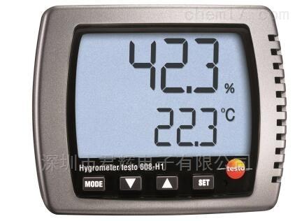 德图testo610迷你型温湿度仪