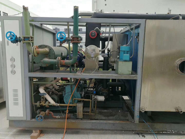 回收7.5平方冻干机二手7.5平方冻干机回收价格美丽