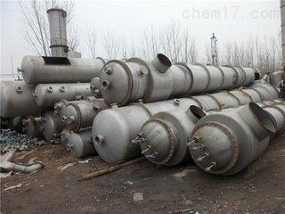 山东出售二手钛管冷凝器