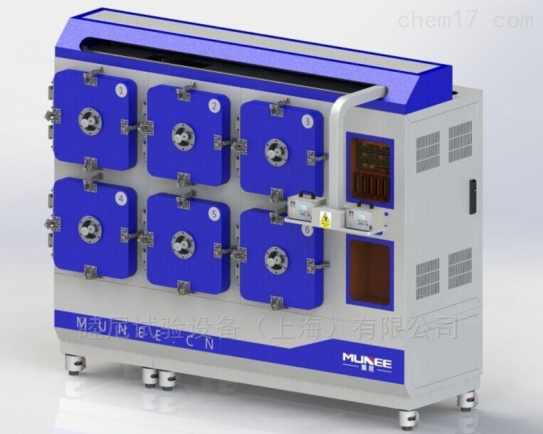 6舱型塑胶跑道VOC释放舱(M/VOC)