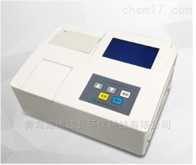 LB-203氨氮总氮测定仪丨多参数水质分析仪厂家