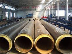 天津无缝钢管预制直埋保温管生产厂家