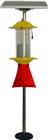 HX-TS1太阳能立杆式杀虫灯