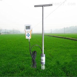 HX-SW1+土壤墒情速测仪 土壤水分盐分温度仪