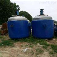 长期回收3立方内盘管加热不锈钢反应釜