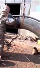 北京钢套钢蒸汽保温管件输水弯头
