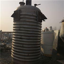 500处理不锈钢电加热反应釜 二手反应罐