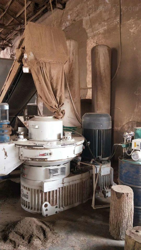 低价处理二手木屑制粒机