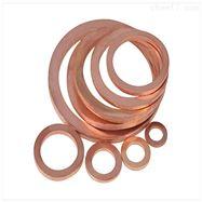 铜垫紫铜垫片产品特点