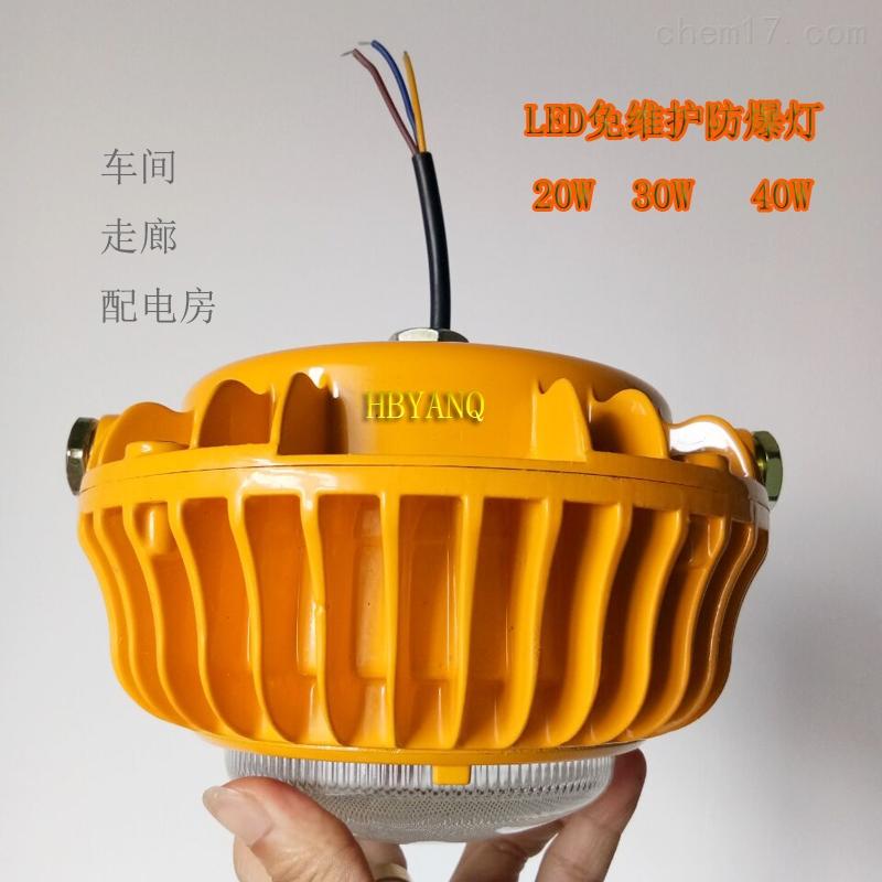 LED30W防爆防腐弯杆式泛光灯