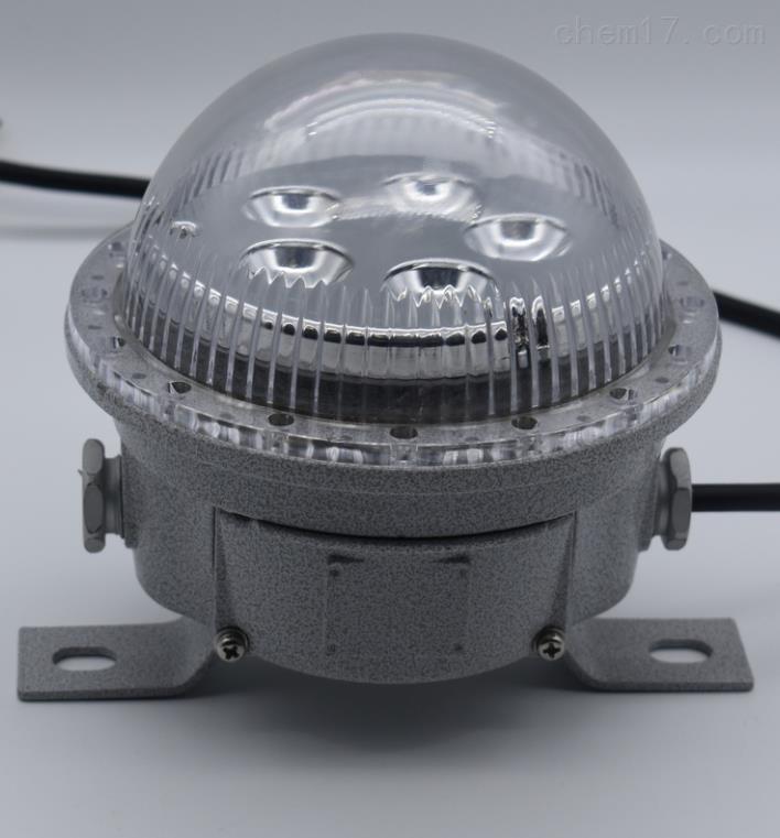 福建JAD-10 LED小功率防爆圆形泛光灯