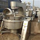 100-800升二手不鏽鋼燃氣夾層鍋