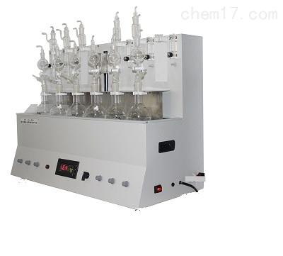 众信佳仪ZX-DHS硫化物酸化吹气仪