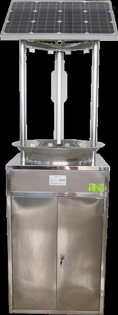 广州航信HX-TS2型太阳能杀虫灯(箱体式)