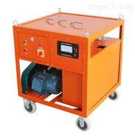 绝缘油承装修试施工气体抽真空充气装置
