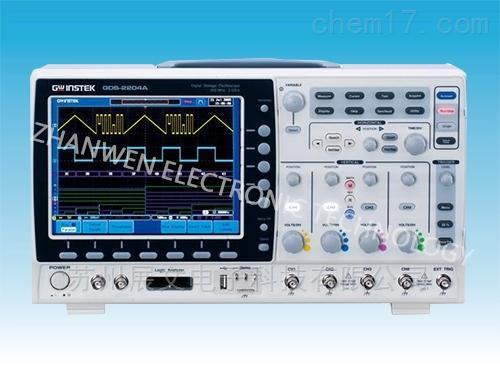 固纬GWINSTEK数字存储示波器GDS-2000A系列