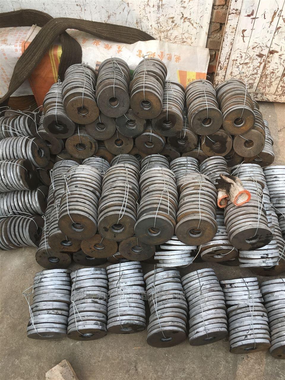 钢板法兰-A3钢板冲压法兰盘毛坯 钢板垫圈 厚度匀