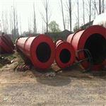 1.8长期供应二手粉煤灰滚筒烘干机