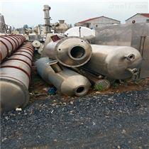 二手五吨不锈钢降膜蒸发器