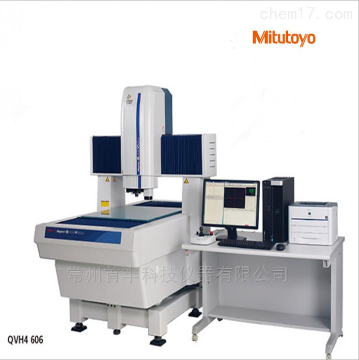 日本Mitutoyo三豐CNC影像測量機QVH4 606