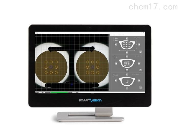 眼镜产品透光均匀度测试仪