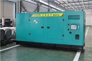 75千瓦柴油發電機箱體式