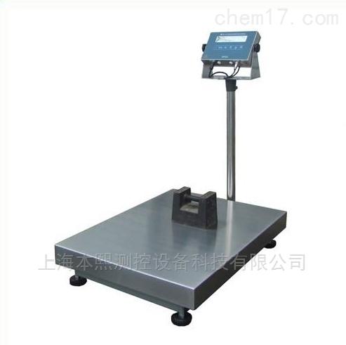全不锈钢工业级防水设计电子台秤200kg