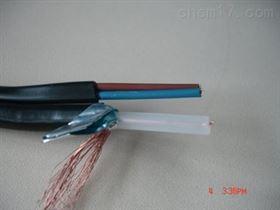 天联MHYBV-7-1-25米矿用通信拉力电缆