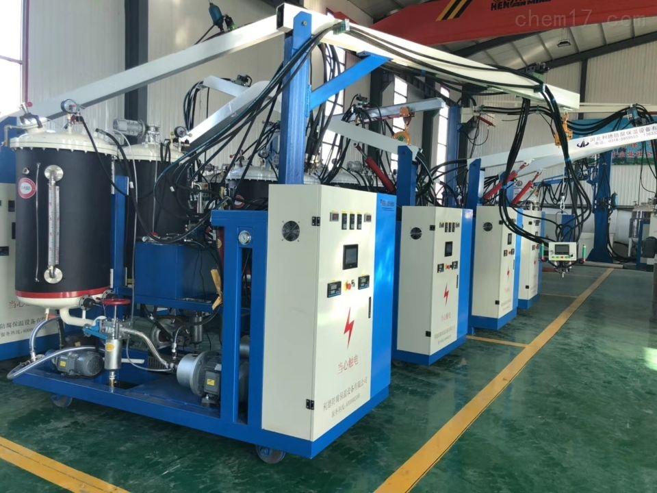 500c型高压发泡机的主要参数