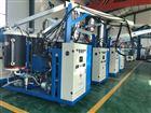 大型聚氨酯保温管高压发泡机报价