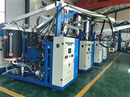 山西介休聚氨酯高压发泡机设备性价比