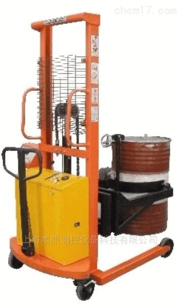 合肥全电动抱式电子倒桶秤(油桶秤)