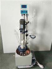 防爆单层玻璃反应釜定制