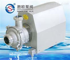ZXBL型不锈钢卫生自吸泵