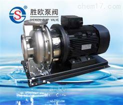 ZS型不锈钢离心泵