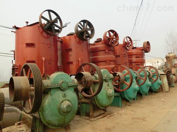 公司回收茶油冷榨200双螺旋榨油机 回收不限