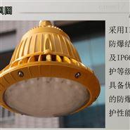 BAD85-50WLED圆形平台防爆投光灯