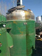 6300   1000处理二手6300不锈钢反应釜1000搪瓷反应罐