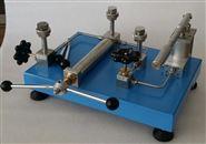 台式手动气压源  压力测试台