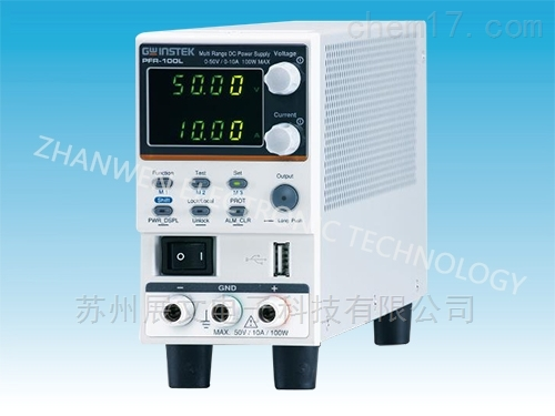 固纬无风扇多量程直流电源供应器PFR-100