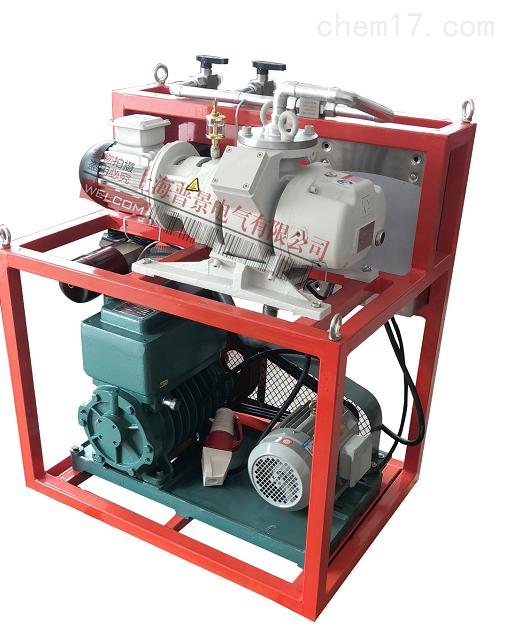 电力普景SF6气体抽真空充气装置 承修三级