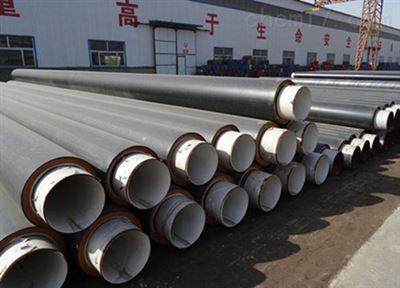 地埋防腐耐高温蒸汽钢套钢预制管供应报价