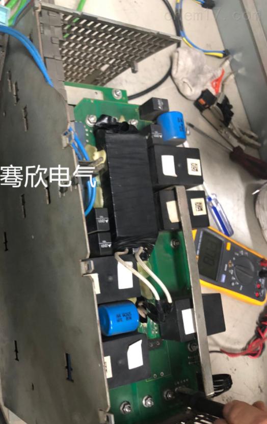 西门子S120变频器指示灯不亮修复处理好问题