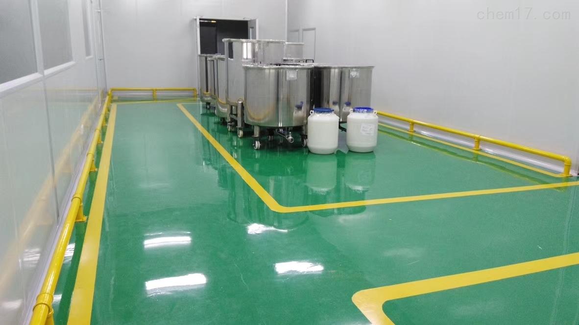广州市面包房工业厂房10万级净化工程装修