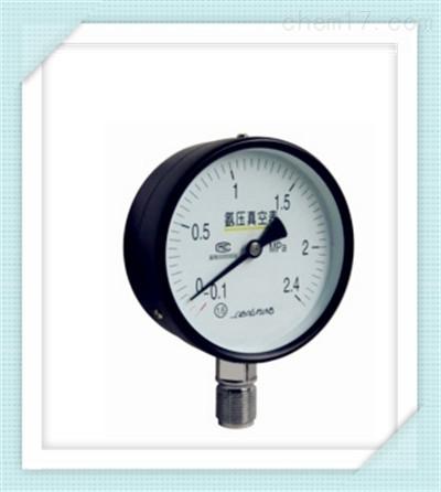 YE-100B-FZ/Z/ML(B)/316L隔膜系列压力表