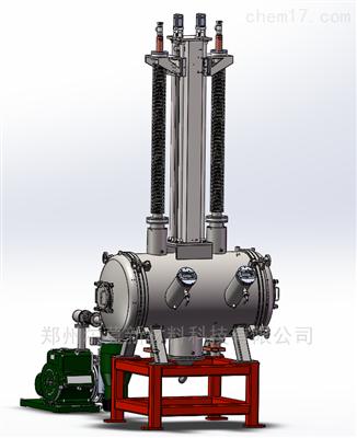 KDH-2000自耗式真空电弧炉