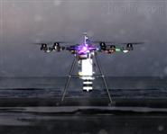 無人機載激光污染遙感監測雷達
