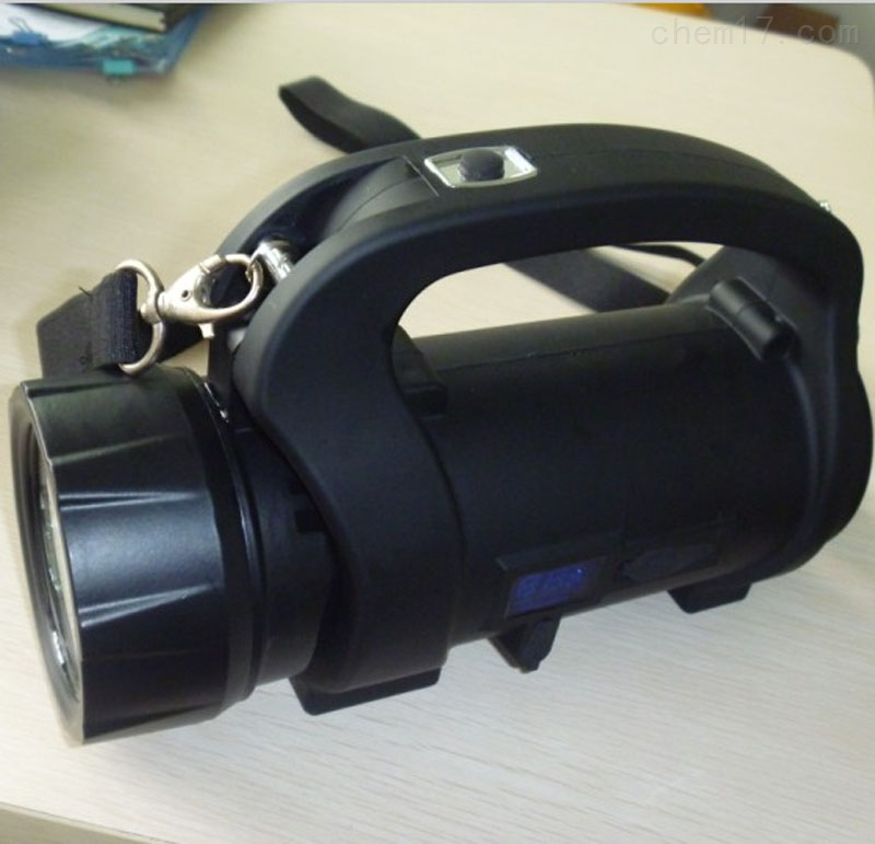 GAD313背带肩挎防爆手摇发电LED9瓦应急照明
